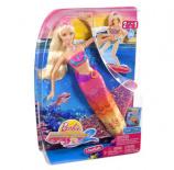 Barbie mořská víla - surférka