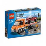 60017 Lego City - Vůz s plochou korbou