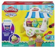 Playdoh - Zmrzlinový stánek