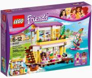 41037 Lego Friends - Plážový domeček Stephanie