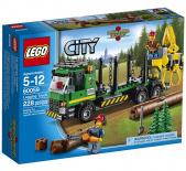 60059 Lego City - Dřevařské auto