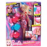 Barbie - Barevné vlasy