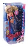 Panenka Barbie - Svítící mořská panna