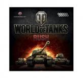 Hra World of tanks rush