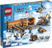 60036 Lego City - Polární základní tábor