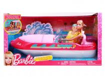 Barbie - Člun s panenkou
