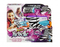NERF Rebelle - Five by Five
