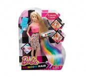 Barbie - Duhové vlasy