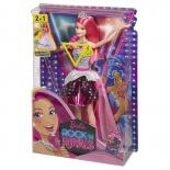 Barbie - Rocková panenka 2 v 1