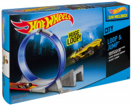 Hot Wheels - Dráha s překážkami