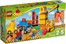10813 LEGO DUPLO – Velké staveniště