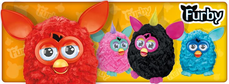 Furby-Interaktivní kamarád