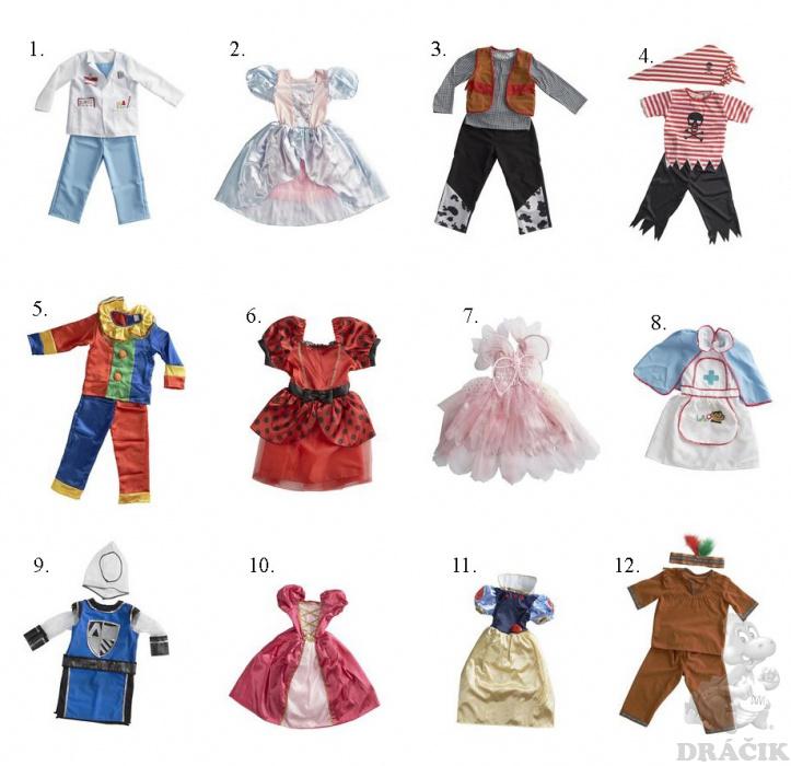 65dc89228394 Karnevalový kostým