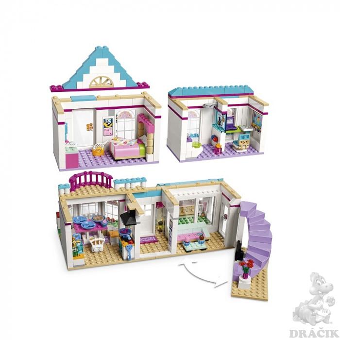 4feb8e77a 41314 LEGO FRIENDS - Stephanie a její dům | Dráčik
