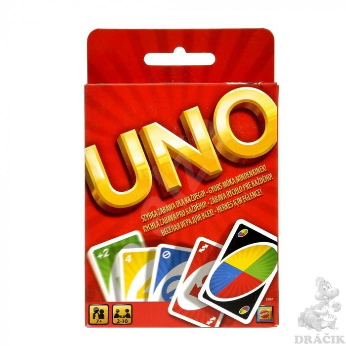90a273f46 UNO - karty   Dráčik