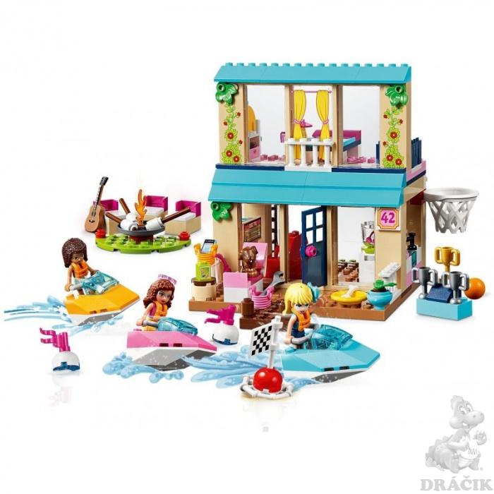 68c8881ed 10763 LEGO JUNIORS Friends – Stephanie a její dům při jezeru | Dráčik